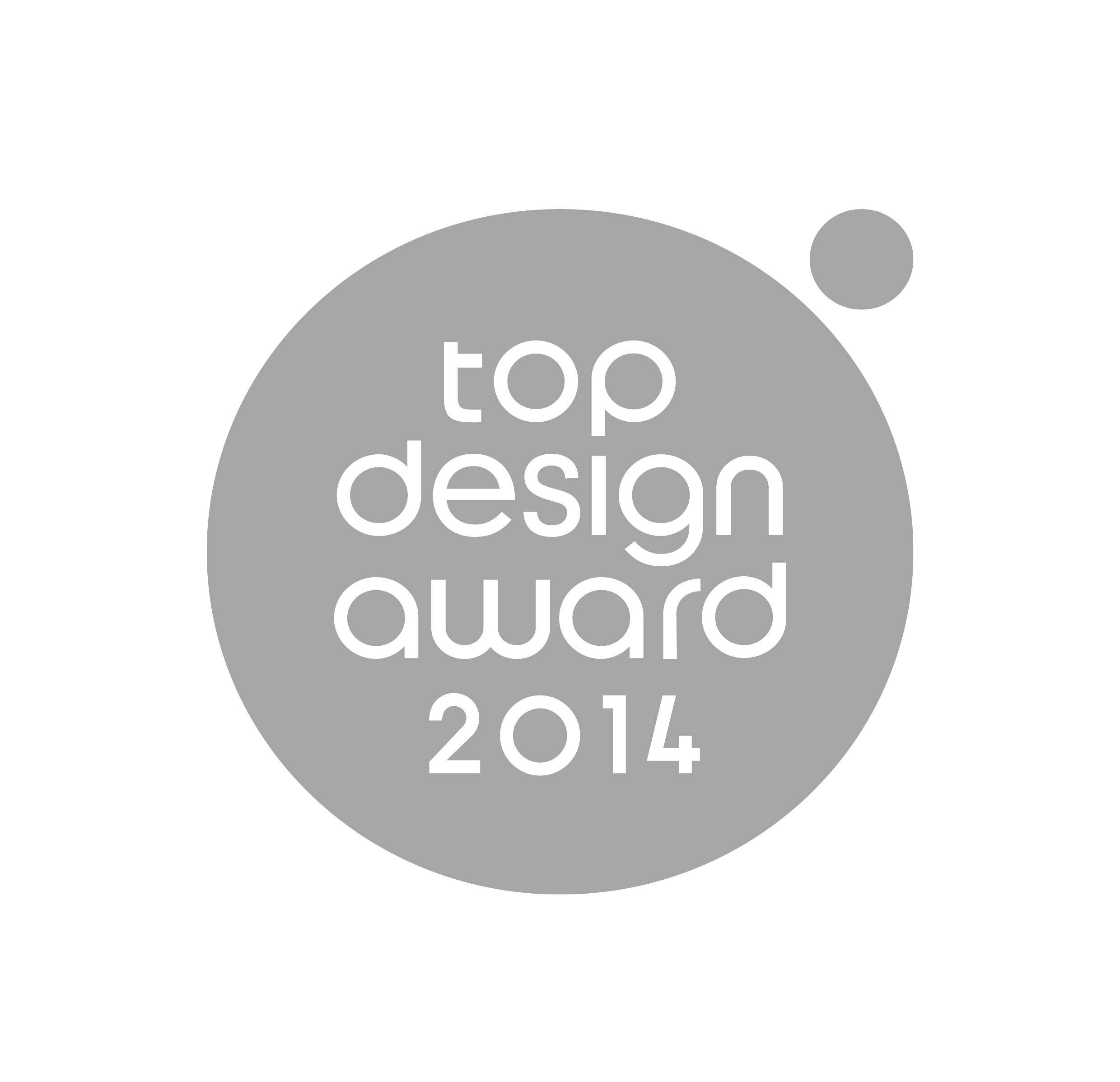 top design award 2014