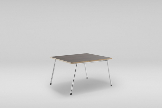 FIN M table, metal base