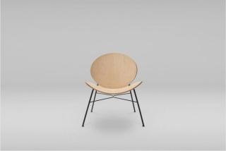 Fotel KANU 1 Podstawa metalowa