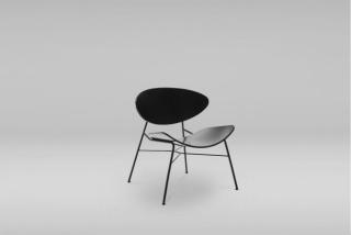 Fotel KANU 3 Podstawa metalowa